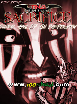 TNA2014年4月28日 PPV - TNA Sacrifice 2014
