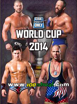 TNA2014年9月6日 PPV - TNA One Night Only:World Cup 2014