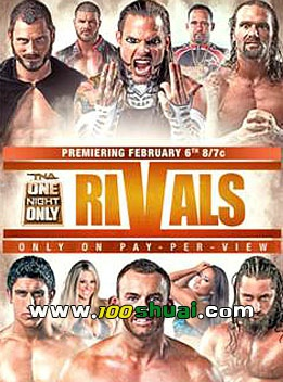 TNA2015年2月6日 PPV - TNA One Night Only:Rivals 2015