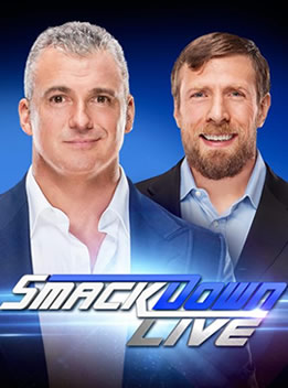 WWE2016年7月27日 SD - 2016.07.27 SmackDown