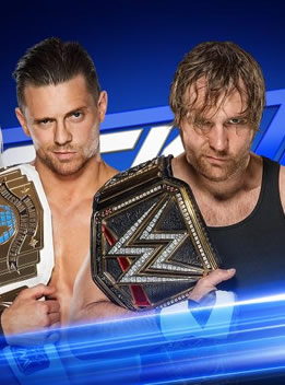 WWE2016年8月17日 SD - 2016.08.17 SmackDown