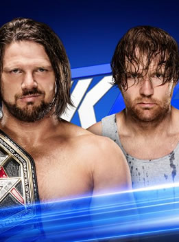 WWE2016年9月28日 SD - 2016.09.28 SmackDown