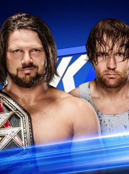 WWE2016年10月26日 SD - 2016.10.26 SmackDown
