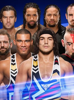 WWE2016年11月23日 SD - 2016.11.23 SmackDown