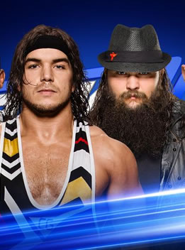 WWE2016年11月30日 SD - 2016.11.30 SmackDown
