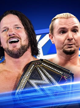 WWE2016年12月7日 SD - 2016.12.07 SmackDown
