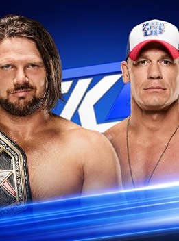 WWE2017年1月4日 SD - 2017.01.04 SmackDown