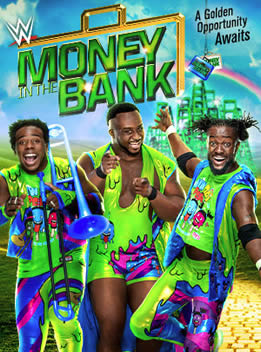 WWE2017年6月19日 PPV《合约阶梯赛》 - Money In The Bank 2017