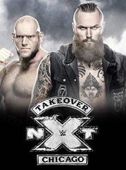 WWE2018年6月17日 NXT PPV - NXT 接管大赛:芝加哥2