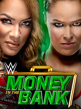 WWE2018年6月18日 PPV《合约阶梯赛》 - Money In The Bank 2018