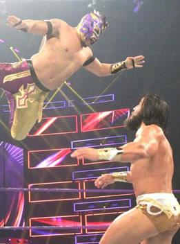 WWE2018年7月11日 205 Live - 2018.07.11 205 Live