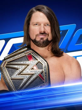 WWE2018年8月14日 SD - 2018.08.14 SmackDown