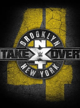WWE2018年8月19日 NXT PPV - NXT 接管大赛:布鲁克林Ⅳ