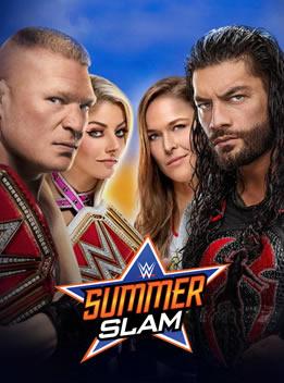 WWE2017年8月20日 PPV《夏日狂潮》 - SummerSlam 2018