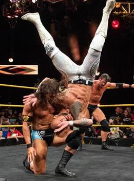 WWE2018年8月30日 NXT - 2018.08.30 NXT
