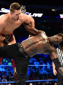 WWE2018年9月5日 SD - 2018.09.05 SmackDown