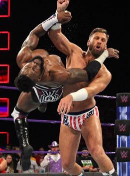 WWE2018年9月5日 205 Live - 2018.09.05 205 Live