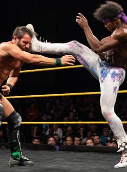 WWE2018年9月6日 NXT - 2018.09.06 NXT