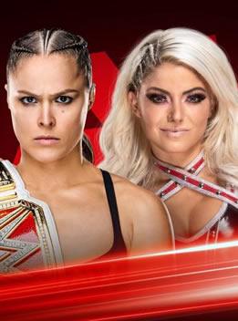 WWE2018年9月11日 RAW - 2018.09.11 RAW