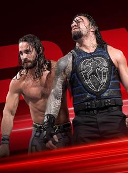 WWE2018年9月25日 RAW - 2018.09.25 RAW