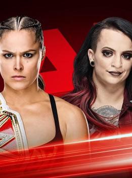WWE2018年10月2日 RAW - 2018.10.02 RAW