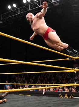 WWE2018年10月4日 NXT - 2018.10.04 NXT