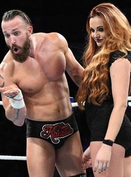 WWE2018年10月11日 205 Live - 2018.10.11 205 Live
