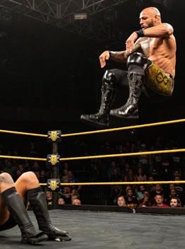 WWE2018年10月11日 NXT - 2018.10.11 NXT