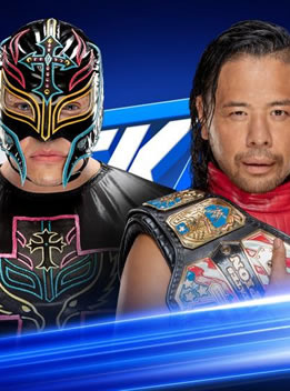 WWE2018年10月17日 SD - 2018.10.17 SmackDown