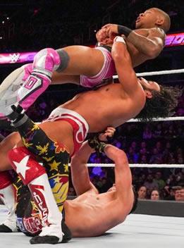 WWE2018年10月18日 205 Live - 2018.10.18 205 Live