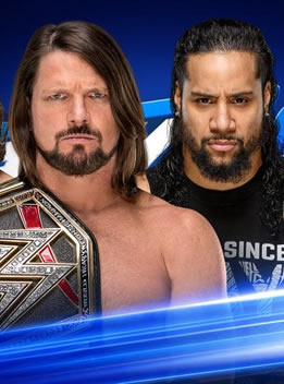 WWE2018年10月24日 SD - 2018.10.24 SmackDown