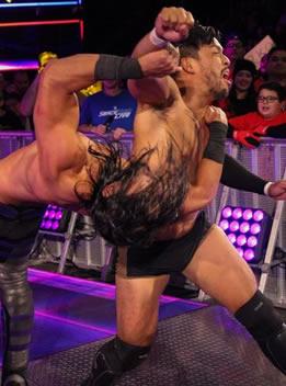 WWE2018年10月25日 205 Live - 2018.10.25 205 Live