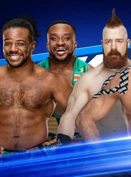 WWE2018年10月31日 SD - 2018.10.31 SmackDown