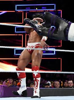 WWE2018年11月1日 205 Live - 2018.11.01 205 Live