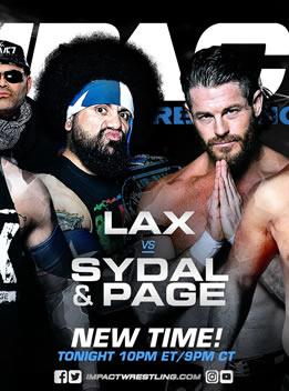 TNA2018年11月2日 741 - 2018.11.02 GWF:iMPACT