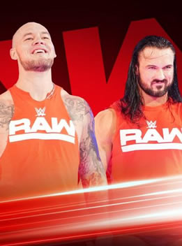 WWE2018年11月20日 RAW - 2018.11.20 RAW