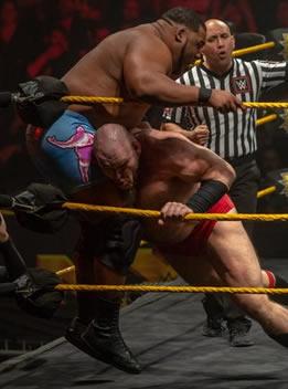 WWE2018年11月29日 NXT - 2018.11.29 NXT