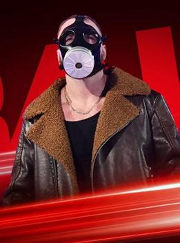 WWE2018年12月11日 RAW - 2018.12.11 RAW