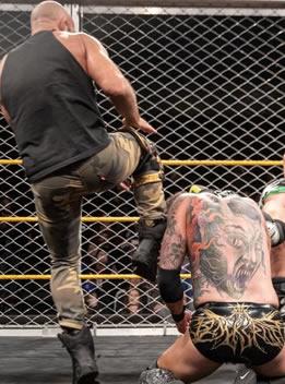 WWE2018年12月20日 NXT - 2018.12.20 NXT