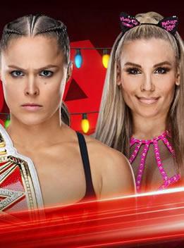 WWE2018年12月25日 RAW - 2018.12.25 RAW