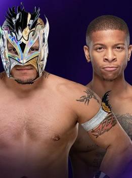 WWE2018年12月27日 205 Live - 2018.12.27 205 Live