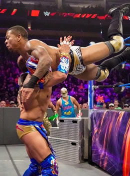 WWE2019年1月3日 205 Live - 2019.01.03 205 Live