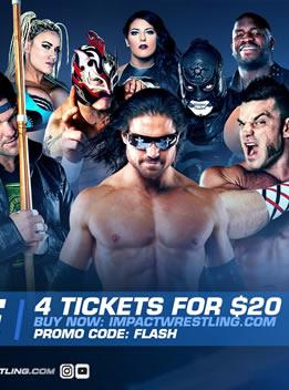 TNA2019年1月4日 750 - 2019.01.04 GWF:iMPACT