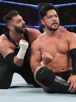 WWE2019年1月10日 205 Live - 2019.01.10 205 Live