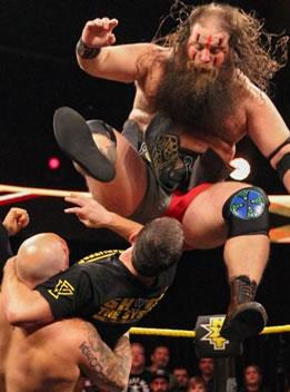 WWE2019年1月10日 NXT - 2019.01.10 NXT