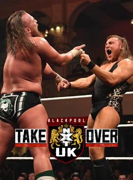 WWE2019年1月13日 NXT PPV - NXT 接管大赛:英国UK