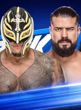 WWE2019-04-21 SD - 2019.01.16 SmackDown