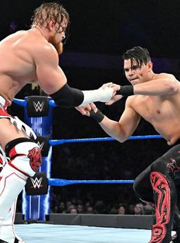 WWE2019年1月17日 205 Live - 2019.01.17 205 Live