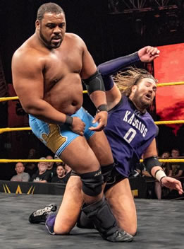 WWE2019年1月17日 NXT - 2019.01.17 NXT