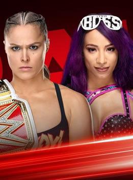 WWE2019年1月22日 RAW - 2019.01.22 RAW